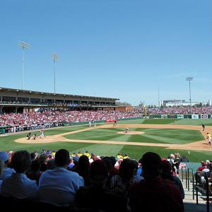 A minor league baseball park deployed a tablet POS system to improve transactions.