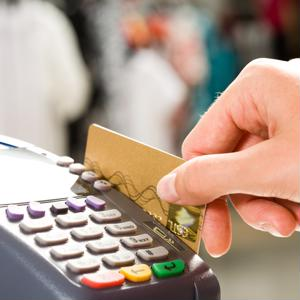 Credit card swipes remain a major problem for many organizations.