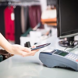 Mobile payments are rapidly becoming more popular.