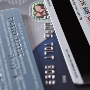 More credit card companies are going to get away from the magnetic strips in favor of EMV.
