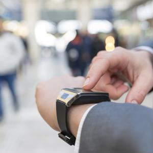 Nearly 50 percent of consumers own a wearable device.