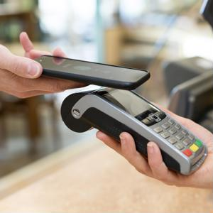 Retailers who upgrade to EMV terminals get built-in NFC functionality.