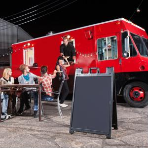 Tablet POS systems are helping food truck owners better serve their customers.