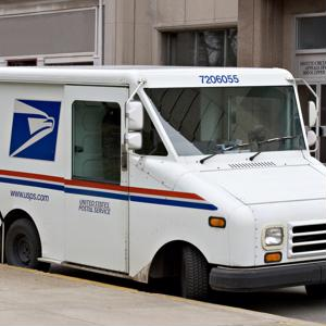 The USPS has deployed mobile commerce options.
