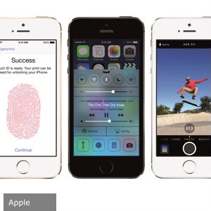 The fingerprint scanner in the iPhone 5S could help mobile commerce.