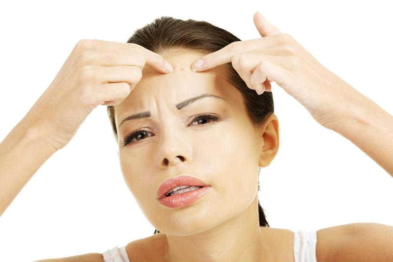 Adult acne can be one of the more frustrating effects of aging skin, but luckily it is easily treated.
