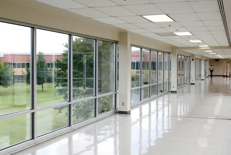 School building projects are among those that can qualify for the most incentive programs.