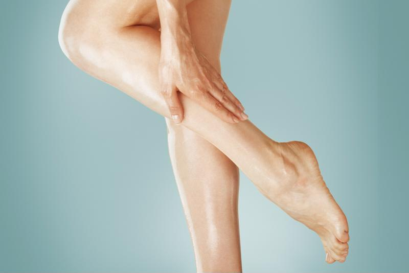 After spider vein treatments, you can feel good about showing off your legs again.