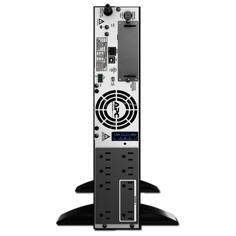 The SMX750 Smart-UPS Rack/Tower offers scalable, intelligent network power protection.