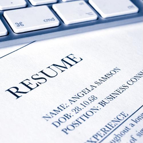 Identifying an elite resume