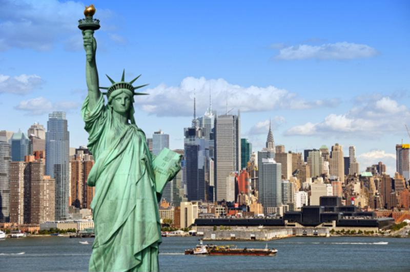 The Statue of Liberty is one of the most famous examples of galvanic corrosion.