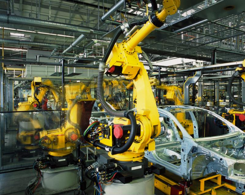 Vehicles are rolling off the assembly line with advanced braking systems.
