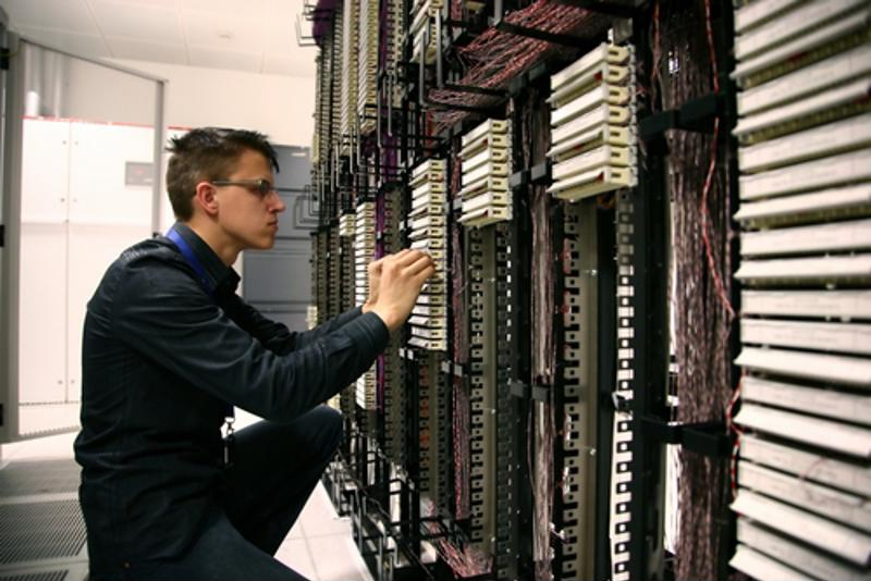 There are a number of standards to select when planning your new data center.