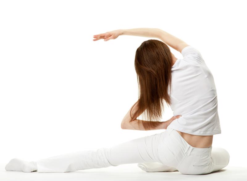 Strengthening your spine and core can help mitigate back pain.