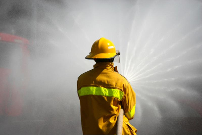 Volunteers can fill firefighting staff gaps - but finding these employees its its own challenge.