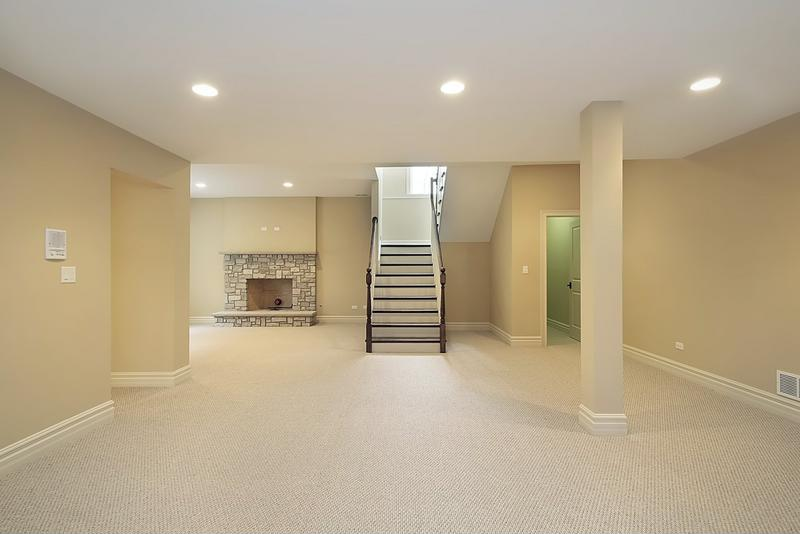 A finished basement can make any home just a little nicer.