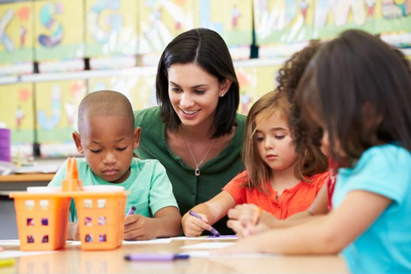 Georgetown researchers have concluded that a high-quality pre-K education has long-term benefits.