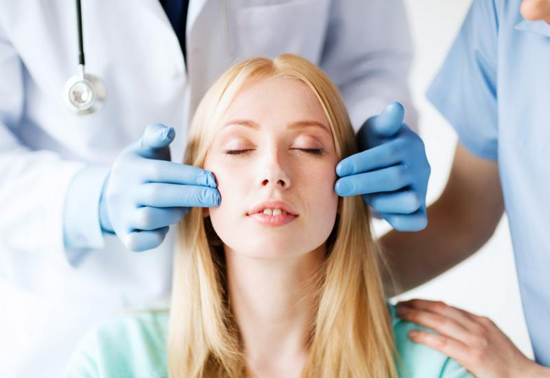PRP treatment can help rejuvenate the skin.