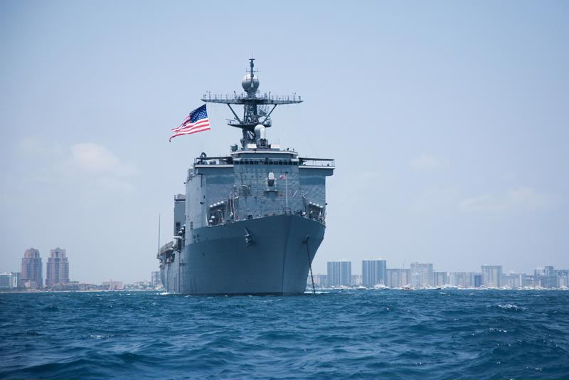 The Navy and other military branches face real challenges from corrosion.