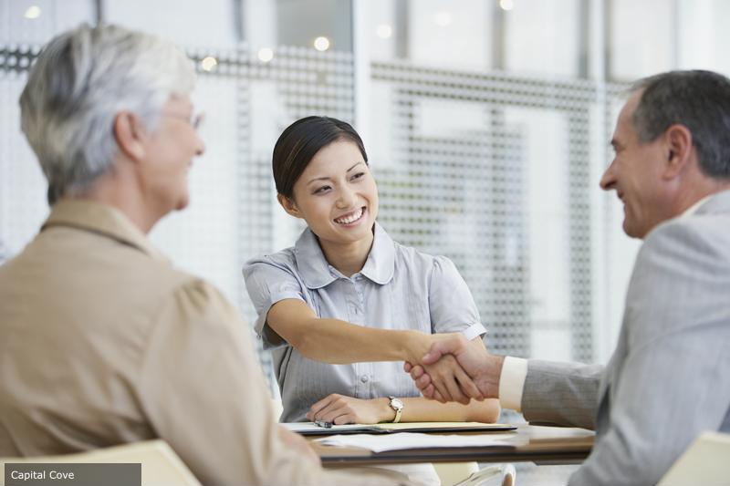 Hiring internally is often considered a less risky option.