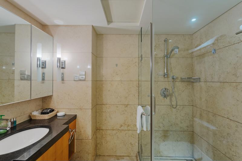 A new master bathroom can make a home feel brand new.
