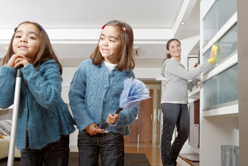 Until formal schooling, twins generally spend nearly every moment of their lives together.