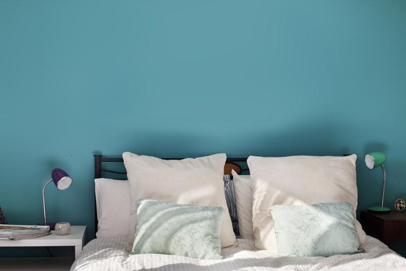 Bedrooms can be designed in many ways to be visually appealing.