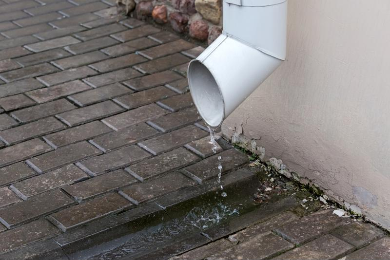 The right gutter system will work wonders on a wet basement.