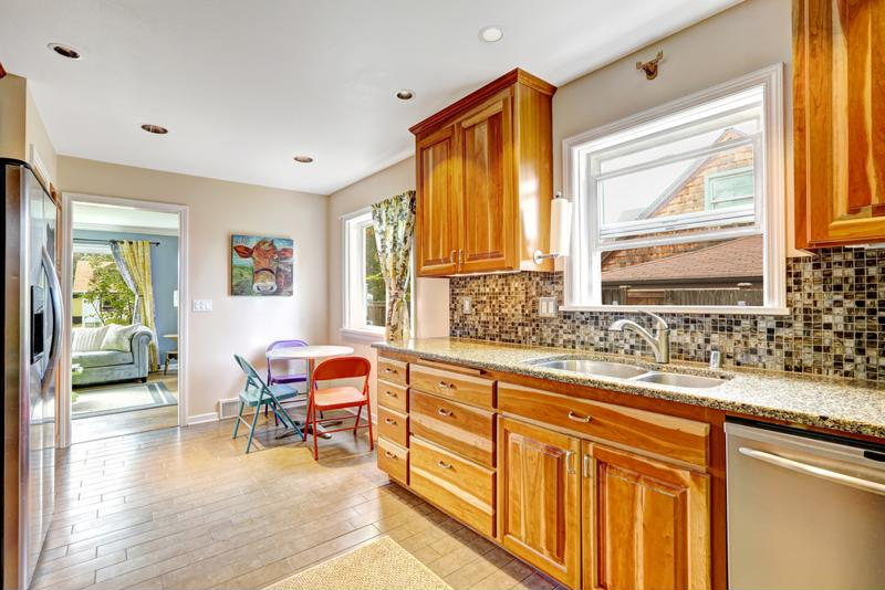 Treatment considerations for your kitchen windows