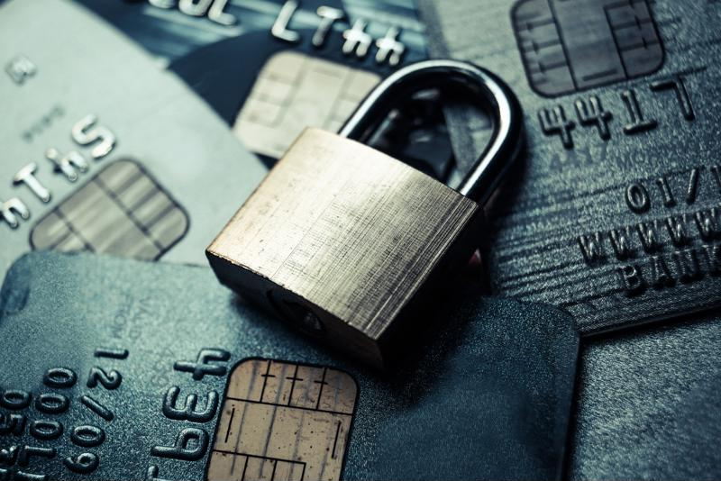 EMV chip cards provide added security over magnetic strip payments.