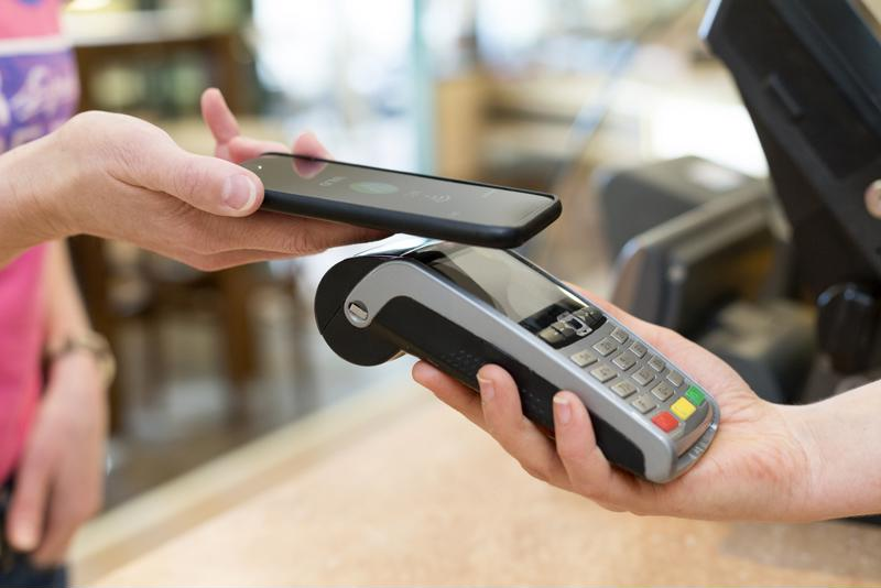 NFC-enabled mobile payment systems are among the most popular.