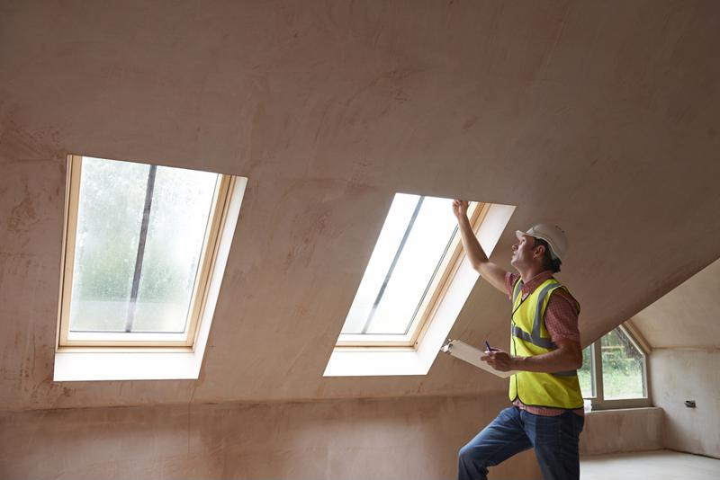 Attic insulation projects topped the list with a 117 percent return