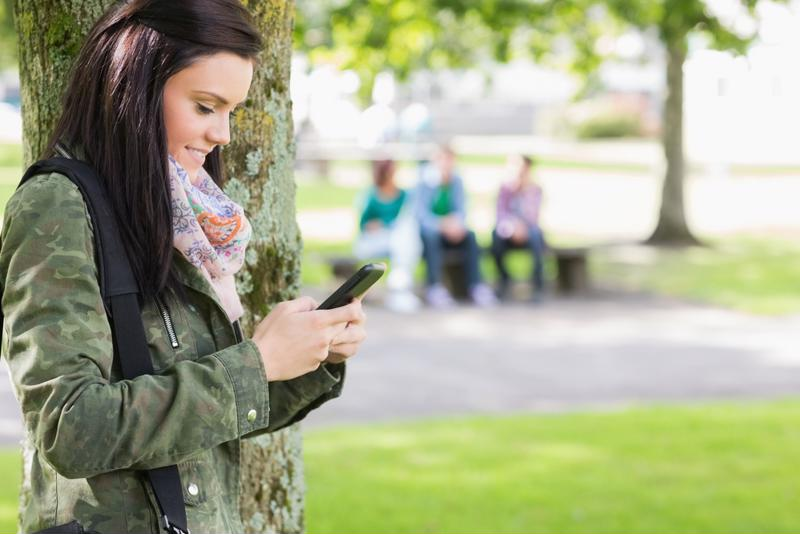 Colleges and universities use SMS messaging to keep students aware of everything from security threats to test dates.