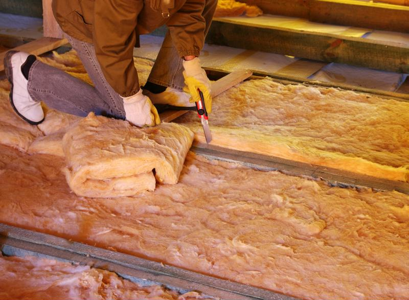 Adding fiberglass insulation to a home can increase both its energy performance and its value.