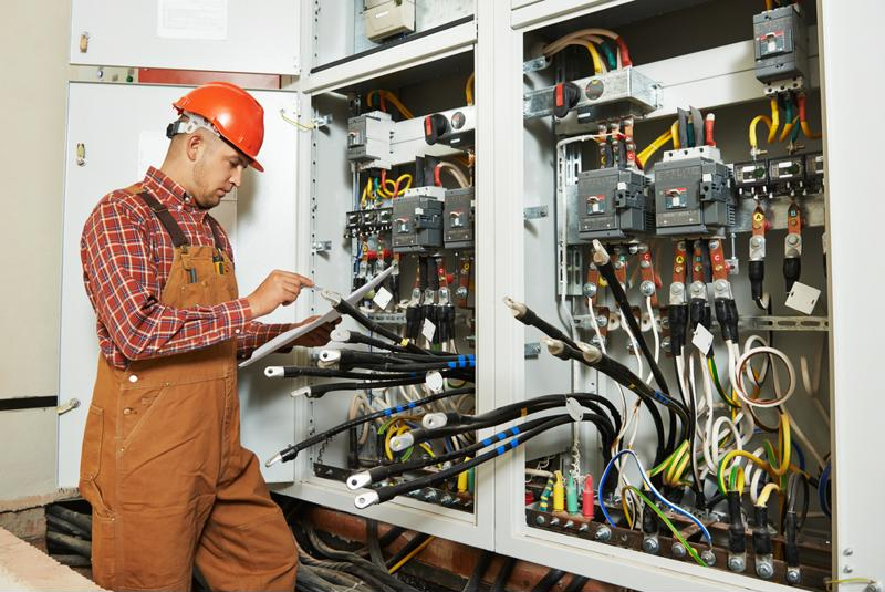 Facilities must have good lockout/tagout devices to meet OSHA standards.