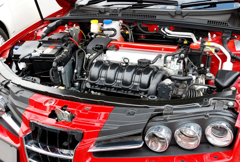 Your car's engine is probably the most important part.