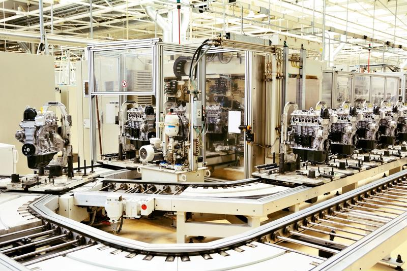 America's manufacturing plants consume 30 percent of the nation's energy.