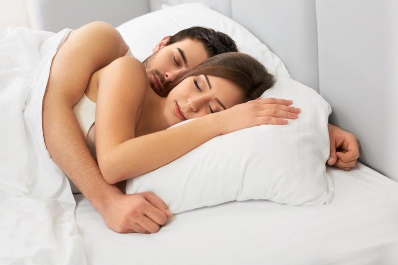 A new mattress may help you and your partner sleep easier.