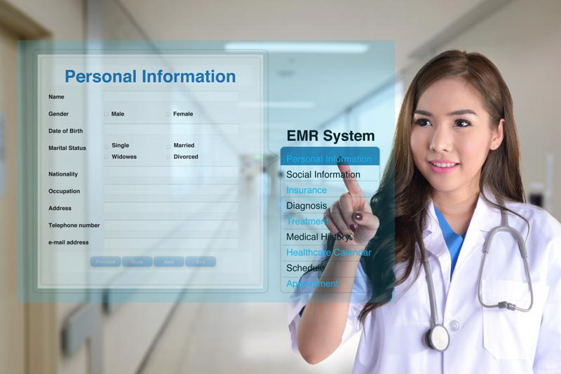 EMRs can help medical professionals provide the best level of care.