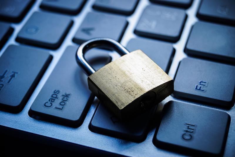 Many security threats originate within a company.