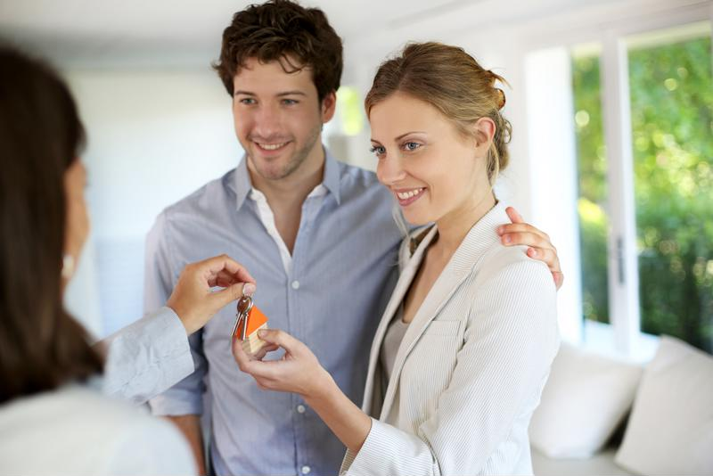 First-time homebuyers need to consider their financial situation before putting down roots.