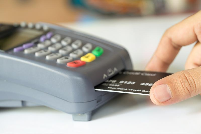 When using chip cards now, consumers are asked to sign their receipt rather than enter a PIN.