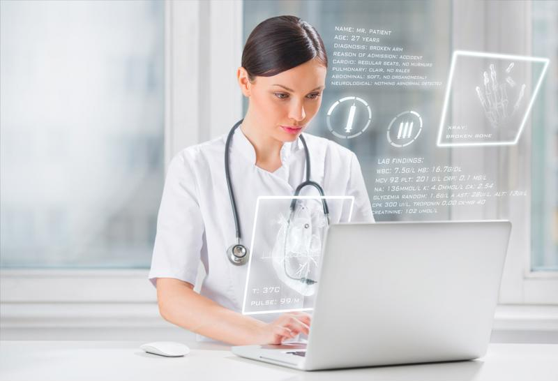 SMS enabled EHR systems can save valuable internal resources.