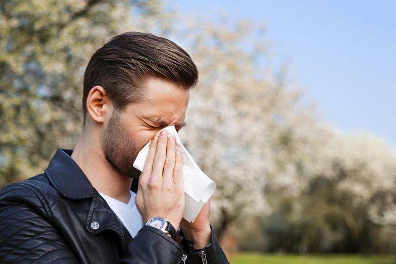 Prepare allergy season early
