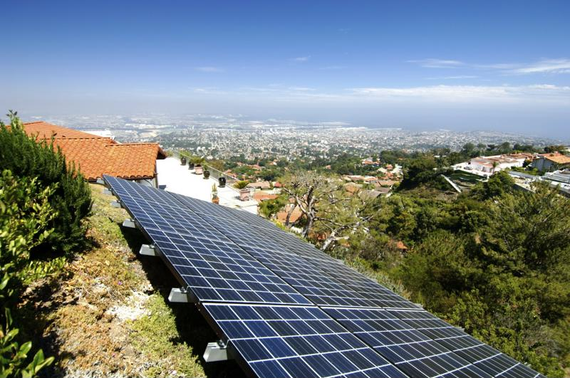 New solar installations across the state help California reduce its emissions year after year.