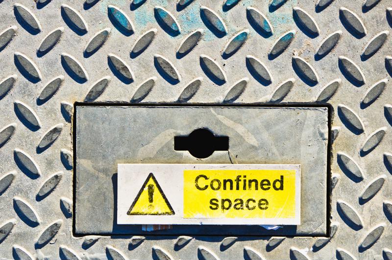 Employers must use safety signs to keep their workers safe from harm.