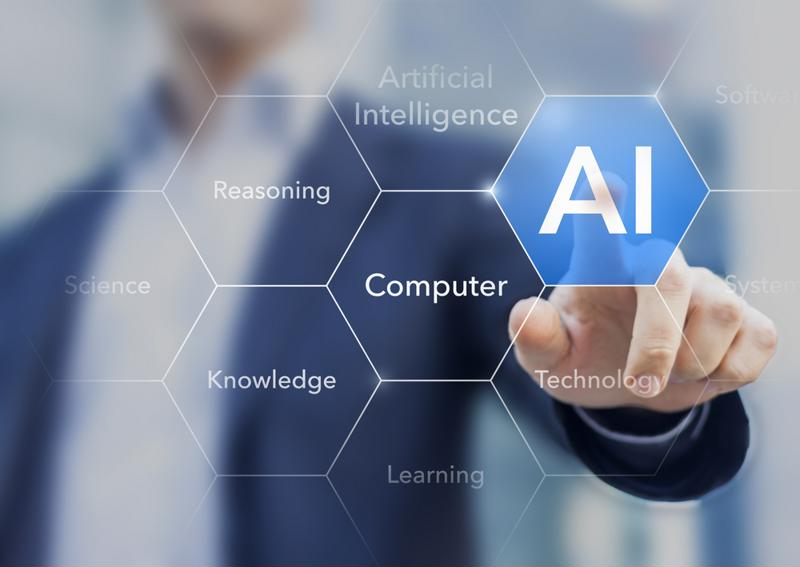 Artificial Intelligence and supply chain labeling