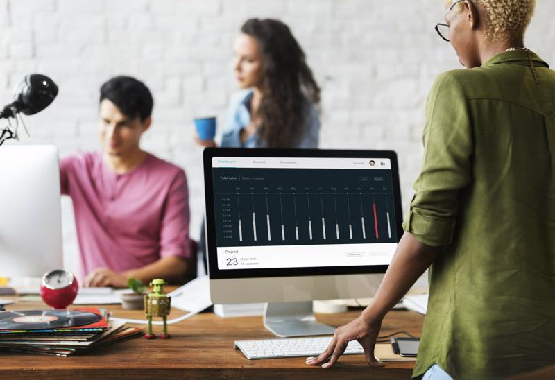 Leaders need to ensure employees get the training they need to understand data analysis outcomes.