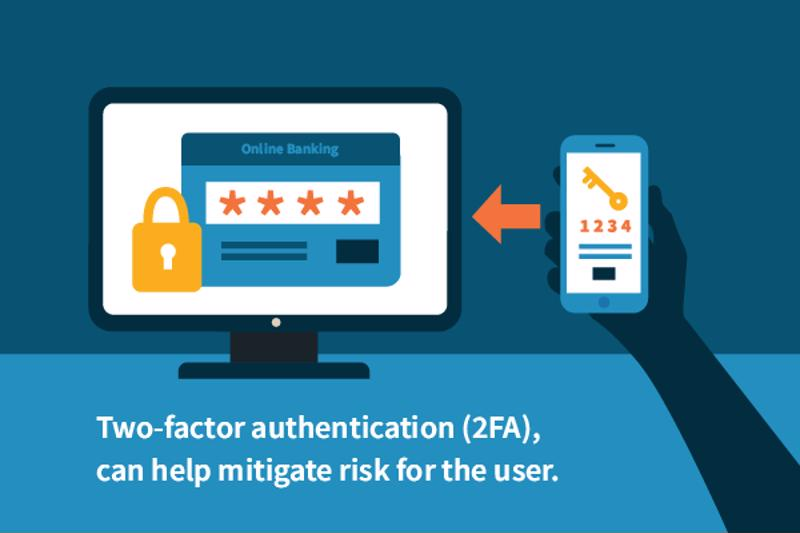 2FA can help mitigate risk for the user, but is it worth the cost and the potential inconvenience?